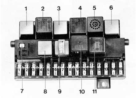 fuse box terminals fuse wiring diagrams